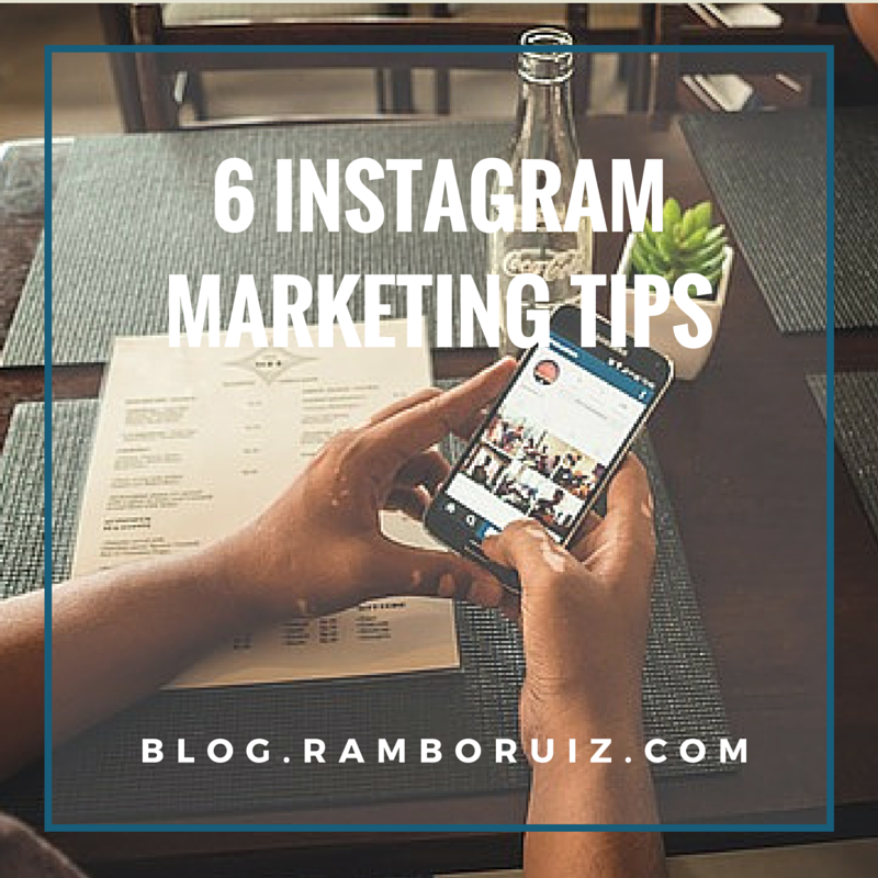 6 Crazy Easy Instagram Marketing Tips
