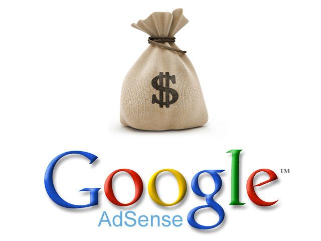 Make Money Blogging – Google Adsense