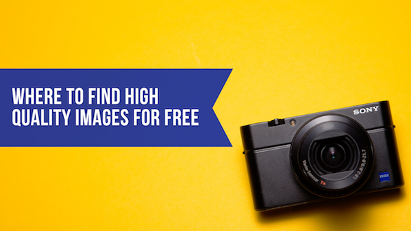 Where to Find High Quality Images for Free