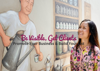 Be Visible, Get Clients