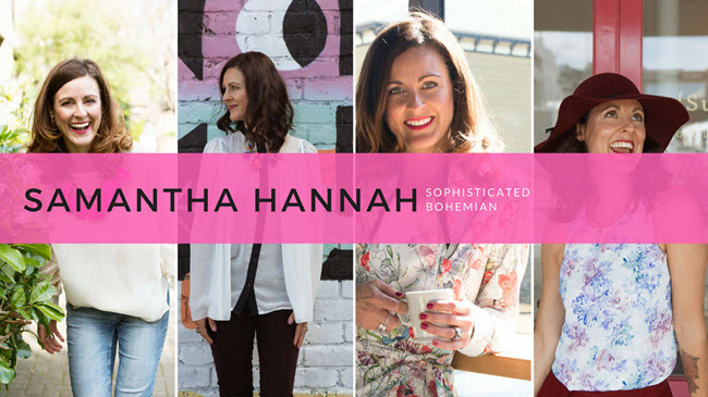 Samantha Hannah – Membership Website Project